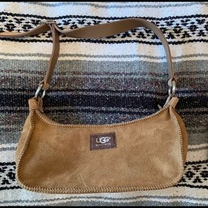 UGG CHESNUT BROWN PURSE